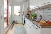 Фото 15 Дизайн кухни 10 кв. метров: как недорого и стильно обустроить маленькую кухню — советы дизайнеров