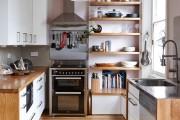 Фото 16 Дизайн кухни 10 кв. метров: как недорого и стильно обустроить маленькую кухню — советы дизайнеров