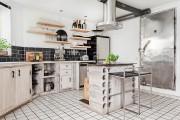 Фото 21 Дизайн кухни 10 кв. метров: как недорого и стильно обустроить маленькую кухню — советы дизайнеров