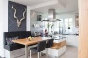 Фото 3 Дизайн кухни 10 кв. метров: как недорого и стильно обустроить маленькую кухню — советы дизайнеров