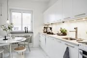 Фото 5 Дизайн кухни 10 кв. метров: как недорого и стильно обустроить маленькую кухню — советы дизайнеров