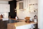 Фото 8 50 Идей дизайна маленькой кухни от 5 кв. м: как грамотно использовать каждый сантиметр площади