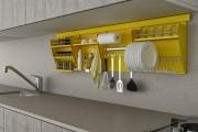 Фото 3 50 Идей дизайна маленькой кухни от 5 кв. м: как грамотно использовать каждый сантиметр площади