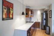Фото 9 50 Идей дизайна маленькой кухни от 5 кв. м: как грамотно использовать каждый сантиметр площади