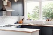 Фото 12 50 Идей дизайна маленькой кухни от 5 кв. м: как грамотно использовать каждый сантиметр площади