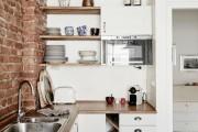 Фото 14 50 Идей дизайна маленькой кухни от 5 кв. м: как грамотно использовать каждый сантиметр площади