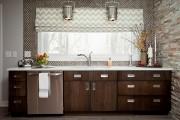 Фото 15 50 Идей дизайна маленькой кухни от 5 кв. м: как грамотно использовать каждый сантиметр площади