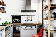 Фото 18 50 Идей дизайна маленькой кухни от 5 кв. м: как грамотно использовать каждый сантиметр площади