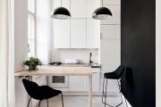 Фото 1 50 Идей дизайна маленькой кухни от 5 кв. м: как грамотно использовать каждый сантиметр площади