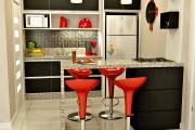 Фото 24 50 Идей дизайна маленькой кухни от 5 кв. м: как грамотно использовать каждый сантиметр площади