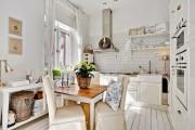 Фото 30 Дизайн кухни в стиле прованс: французский шарм и деревенское очарование (60 фото)