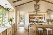 Фото 6 Дизайн кухни в стиле прованс: французский шарм и деревенское очарование (60 фото)