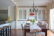 Фото 7 Дизайн кухни в стиле прованс: французский шарм и деревенское очарование (60 фото)