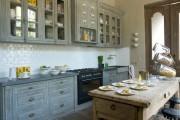 Фото 8 Дизайн кухни в стиле прованс: французский шарм и деревенское очарование (60 фото)