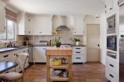 Фото 12 Дизайн кухни в стиле прованс: французский шарм и деревенское очарование (60 фото)