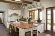 Фото 14 Дизайн кухни в стиле прованс: французский шарм и деревенское очарование (60 фото)