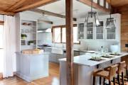 Фото 23 Дизайн кухни в стиле прованс: французский шарм и деревенское очарование (60 фото)