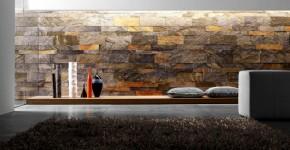 Отделка современной квартиры камнем: с чего начать, выбор материалов и 50+ роскошных идей для дома фото