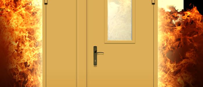 Что такое противопожарная дверь, и как ее выбрать?