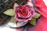 Фото 3 Роза из фоамирана: секреты хэндмейдеров и пошаговые мастер-классы