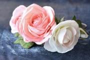 Фото 12 Роза из фоамирана: секреты хэндмейдеров и пошаговые мастер-классы