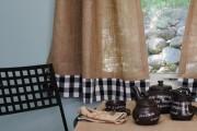Фото 3 Льняные шторы: природная элегантность и экологичность (фото)
