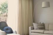 Фото 8 Льняные шторы: природная элегантность и экологичность (фото)
