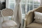 Фото 5 Льняные шторы: природная элегантность и экологичность (фото)