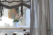 Фото 4 Льняные шторы: природная элегантность и экологичность (фото)