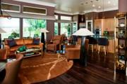 Фото 18 Торшеры в интерьере гостиной (42 фото): стильное и функциональное освещение