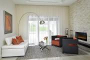 Фото 19 Торшеры в интерьере гостиной (42 фото): стильное и функциональное освещение