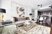 Фото 7 Торшеры в интерьере гостиной (42 фото): стильное и функциональное освещение