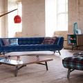 Торшеры в интерьере гостиной (42 фото): стильное и функциональное освещение фото