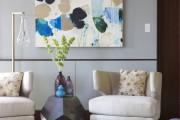 Фото 13 Торшеры в интерьере гостиной (42 фото): стильное и функциональное освещение