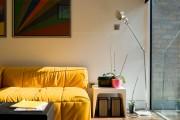 Фото 6 Торшеры в интерьере гостиной (70+ фото): стильное и функциональное освещение