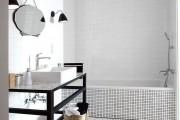 Фото 15 50 Идей дизайна ванной комнаты площадью 3 кв. м: Все стили от чистой роскоши до ультрасовременности (фото)