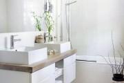 Фото 17 50 Идей дизайна ванной комнаты площадью 3 кв. м: Все стили от чистой роскоши до ультрасовременности (фото)