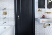 Фото 21 50 Идей дизайна ванной комнаты площадью 3 кв. м: Все стили от чистой роскоши до ультрасовременности (фото)
