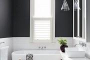Фото 25 50 Идей дизайна ванной комнаты площадью 3 кв. м: Все стили от чистой роскоши до ультрасовременности (фото)