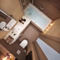 50 Идей дизайна ванной комнаты площадью 3 кв. м: Все стили от чистой роскоши до ультрасовременности (фото) фото