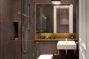 Фото 18 50 Идей дизайна ванной комнаты площадью 3 кв. м: Все стили от чистой роскоши до ультрасовременности (фото)