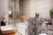 Фото 10 50 Идей дизайна ванной комнаты площадью 3 кв. м: Все стили от чистой роскоши до ультрасовременности (фото)