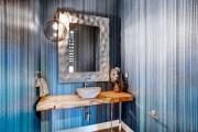 Фото 14 55 Идей Дизайна ванной комнаты 4 кв. м: Лучшие идеи современного интерьера