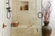 Фото 5 55 Идей Дизайна ванной комнаты 4 кв. м: Лучшие идеи современного интерьера