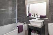 Фото 17 55 Идей Дизайна ванной комнаты 4 кв. м: Лучшие идеи современного интерьера