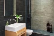 Фото 22 55 Идей Дизайна ванной комнаты 4 кв. м: Лучшие идеи современного интерьера