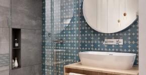 55 Идей Дизайна ванной комнаты 4 кв. м: Лучшие идеи современного интерьера фото