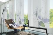 Фото 10 50 Идей японских штор: восточное слово в оформлении окон (фото)