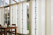 Фото 22 50 Идей японских штор: восточное слово в оформлении окон (фото)