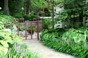 Фото 24 Красивый забор : изюминка для вашей усадьбы, 65 фото идей